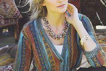 Artesano inspiration / Items and patterns in Artesano yarn Вещи из пряжи Artesano