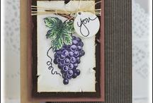 Tuscan Vineyard Stampin Up! / Stampin Up!, stamping, crafting, birthday, thank you, all occasion