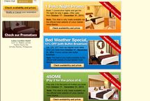 Promotions / Promos designed for our valued guest.  / by Lotus GardenHotel