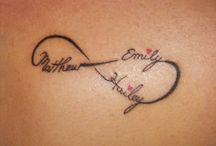 Wrist tatoos