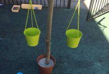 nápady na školní zahradu