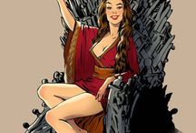 Pin-Up Game of Thrones