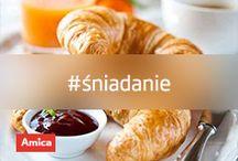#śniadanie / Czas na #śniadanie, #breakfast, #owoce, #Amica, #inteligentnystyl
