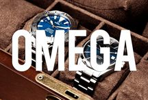 Omega / A curated collection of photography inspired by Omega watches.