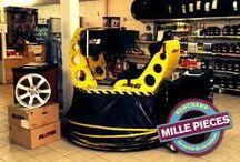 Garage 1000-Pièces = 1 simulateur ellip6 à Ronchamp / Accessoires et pièces automobiles