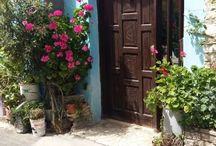 πόρτες  είσοδος