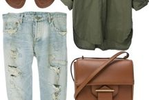 c o m f o r t + s t y l e / Cute and comfy travel outfit ideas