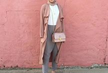 hijab style casual