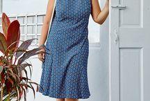 Tøj burda mønstre til mor