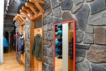 Design Ideas - Retail Stores / by Faux Panels.com