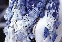 crochet shwal