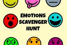 Emotions/Feelings Theme