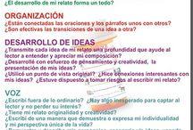 Escribir es maravilloso / writing is marvellous / Consejos, trucos y frases para ayudarte a escribir. Tanto en inglés como en español. Tips, tricks quotes to help you write. Both in English and in Spanish.