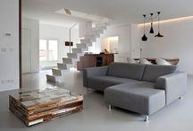 Interieur / Bank