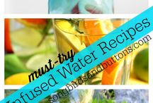 | Summertime Drinks | / Summer beverages to keep you cool!