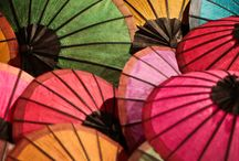 Parasols ♥ / by Anita Forbish