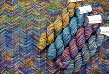 Yarn / Yummy yarn! / by Aprile Mazey