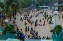 My scout activity / scout movement in Indonesia aceh... gontor 10