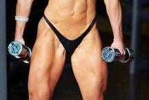 Woman bodybuilding / Τελειο σωμα