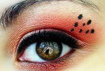 Ladybird Makeup