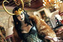 Cosplay Loki