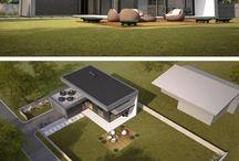 Nowoczesne domy