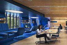 Transformed office spaces