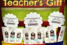 Back-to-School {and Teachers Gifts}