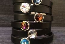 Swarovski Bracelets / Handmade swarovski bracelets