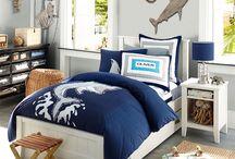 Boy's Room {AmberSimmons.com}