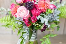 Wedding Bouquets - Colorful