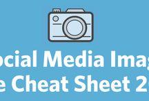 Social Media Tips / Tips and Tricks for Social Media