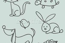 disegni da fare con i bambini