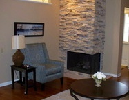 Interior Fireplace Inspiration / What does your dream fireplace look like?