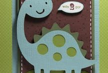 Boy/Masculine Cards / by The Everyday Scrapbooker