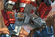 Transformers / Imágenes de los personajes del universo de los Transformers / by Dennis Flores
