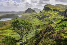 Lugares na Escócia
