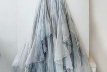 šaty boho