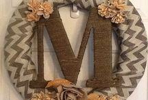 Wreaths  / by Kristin Nancy
