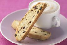 Biscotti Treats / These crisp Italian cookies are made for sharing!