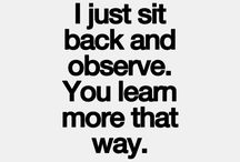 I'm also an observer