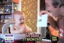 Il mio bambino sa leggere e parlare L'Inglese, e altre Lingue / Come insegnare il tuo bambino dai 4 mesi a 5 anni a leggere e parlare l'inglese, l'italiano, il francese...e altre lingue.  Consiglie, etc.