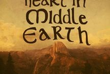 Middle Earth / I left my heart in Middle Earth...