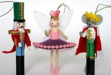 Nutcracker crafts for NB