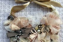 kalung shabby chic