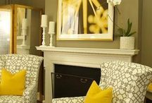 Livingroom ideas / Livingrooms / by Maggie Castaneda