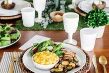 Springtime Meals