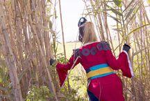 Rikku (Samurai) - FFX-2 / Samurai dressphere.  #rikku #videogame #cosplay #rydia #finalfantasy #samurai #dressphere