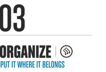 Organisere