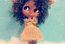 Blythe dolls / by Irma